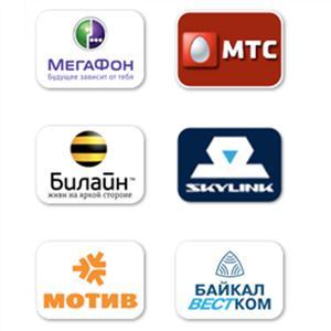 Операторы сотовой связи Шилки
