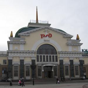 Железнодорожные вокзалы Шилки